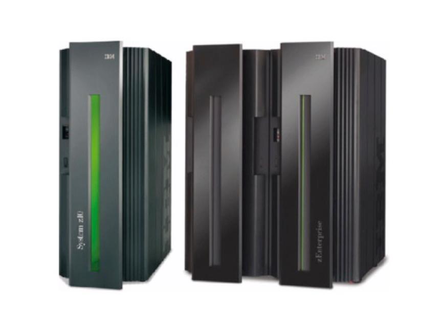 IBM Z10 modelos BC e EC